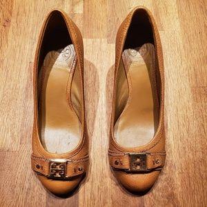 TORY BURCH wedge heel